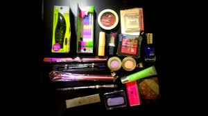 plete bridal makeup kit list