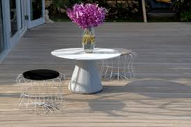 outdoor round coffee table outdoor round coffee tables large