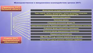 Итоги работы органов ЗАГС Липецкой области за год Для передачи информации о государственной регистрации актов гражданского состояния по защищенным каналам связи в управлении ЗАГС и архивов и органах ЗАГС