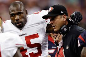 Brandon Jacobs Jim Harbaugh Knows Nothing About Football New