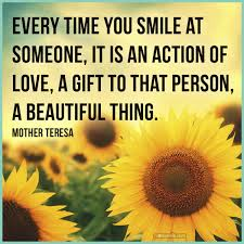 Beautiful Gift Quotes Best of A Smile Is A Gift A Beautiful Thing Your Daily Verse