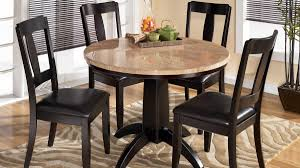 Round Granite Kitchen Table Granite Dining Table 699 Luna Honey Brown Granite Top Dining