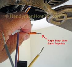 how to replace a ceiling fan motor capacitor Three Wire Ceiling Fan Wiring Diagram Red One ceiling fan wiring the new motor capacitor Ceiling Fan Switch Wiring Diagram
