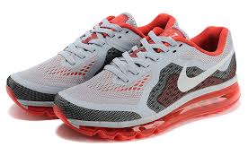 nike running shoes red and grey. nike air max 2014 mens running shoes red white black light and grey l