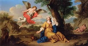 bottani giuseppe hagar and the angel c 1776 oil on canvas