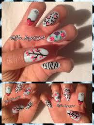 Angel Love Nail Designs Gel Nails With Gel Design Gel Nails Gel Nails Gel