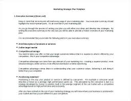 Marketing Plan Template Word Strategy Questionnaire Templ Sharkk