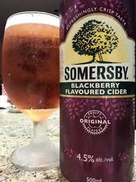 It's sparkling and refreshing nature makes it. Blackberry Somersby Cider Vtwctr