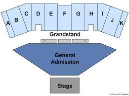 Dakota Seating Chart North Dakota State Fairgrounds Tickets In Minot North Dakota