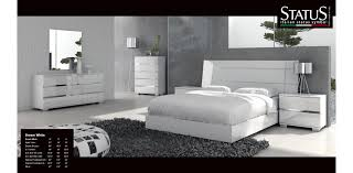 dream white bedroom set 5pc at home usa italy bedroom white bed set