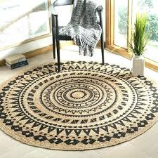 7 foot round natural fiber rug designs 10 foot round rug 10 ft long rug runners