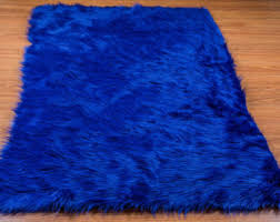 royal blue rug. Marvelous Design Royal Blue Rugs For Living Room Fur Faux Rug 5 X 8 New Premium L