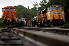 Top U S Railroads Resume Limited Operations In Storm Hit Texas