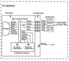 wiring diagram panasonic bath fan the wiring diagram solved re wiring the fv 08vks1 fixya wiring diagram