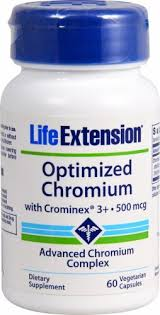 Life Extension Optimized Chromium with Crominex ... - King Soopers