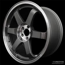 rota wheels 4x100. rota grid tint graphite / polished lip rota wheels 4x100 s