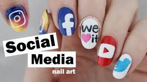 Social Media Nail Art | Nailed It NZ | Facebook, Instagram, We ...