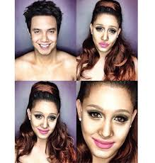 anese man turns into woman with makeup mugeek vidalondon this guy can turn himself into any