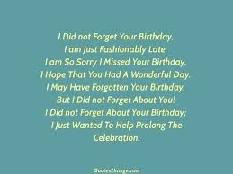 Birthday Quote Help Prolong Celebration Quotes 2 Image
