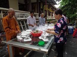 Một bếp ăn từ thiện ở huyện Cần Giuộc « Đài Phát thanh và Truyền hình Long  An