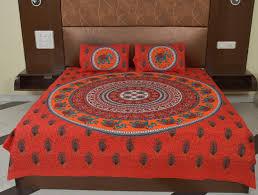 Screen Printing Designs For Bed Sheets The Traditional Jaipuri Quilts Jaipur Bed Sheet Sanganer