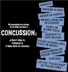 Concussion Quotes Classy Quotes About Concussions 48 QuotesNew
