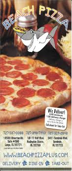 beach pizza plus sun thru thurs 11am 10pm 10500 ulmerton rd suite 380 fri sat 11am 11pm largo dine in take out delivery