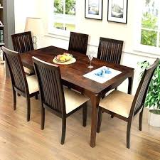 6 seat dining table dining tables 6 seat dining table set lovely glass top with chairs