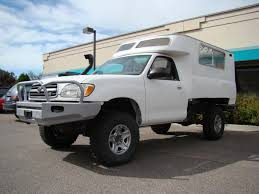 Toyota Tundra Expedition Camper by IrbisOffroad - Rising Sun ...