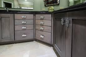 Image of lyptus wood cabinets