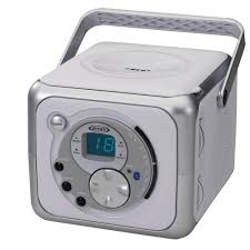 jensen portable bluetooth system with cd