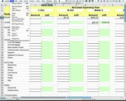 Budget Spreadsheet Dave Ramsey Worksheet In Excel Recent Also ...