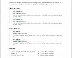 19 Free Resume Templates You Can Customize In Microsoft Word