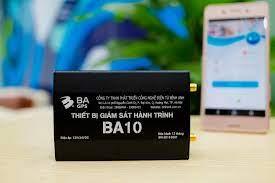Thiết bị định vị giá rẻ BA10 - BA GPS
