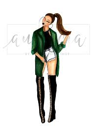 fashion boots drawing. like this item? fashion boots drawing o