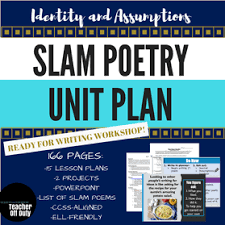 25 Slam Poems Appropriate For Middle School And High School