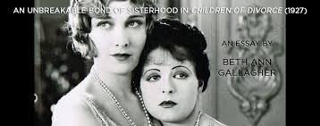 an unbreakable bond of sisterhood in children of divorce  blog