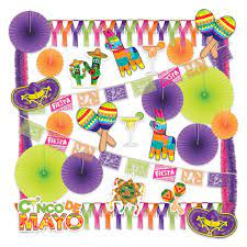 Beistle Cinco De Mayo Decorating Kit 30 ...