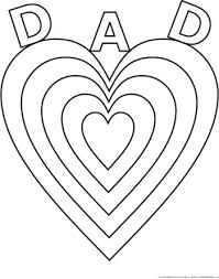 Small Picture Love You Dad Fathers Day Coloring Pages For Kids Free Christian
