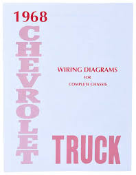 1968 gm truck parts literature multimedia literature wiring 1968 truck wiring diagram