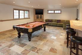 Stone Kitchen Flooring Options Best To Worst Rating 13 Basement Flooring Ideas