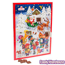 Musical Christmas Chocolate Advent Calendar | CandyWarehouse.com