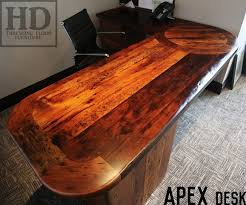 details 77 long desk 66 return 90 degree corner with integrated