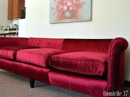 red velvet sofa. Velvet Sofa For Sale Red Best Sofas Chairs Images On My House