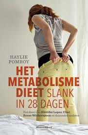 Boek metabolisme dieet