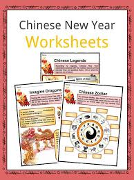 If you love to celebrate chinese new year/lunar new year, you will love these free, fun, and festive chinese new year printables that i have been this is why the chinese new year falls on a different date each solar calendar year. Chinese New Year Worksheets Facts Information For Kids