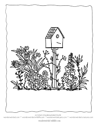 Small Picture Flower Garden Coloring sheets 3 no floral lettering added A