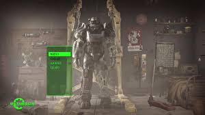 Power Armor Display Stand Fallout 100 Fan Makes A Map Of All Power Armor Locations 61