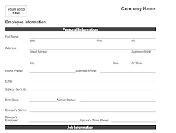 template for emergency contact information employee contact information template photo contact