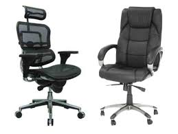 chair lumbar support office chairs best attainment modern mesh leather back which one right for you